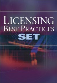 Licensing Best Practices Set