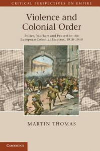Violence and Colonial Order