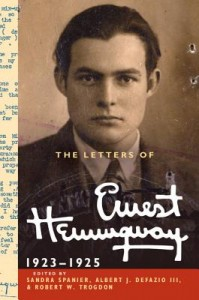 The Letters of Ernest Hemingway, 1923-1925