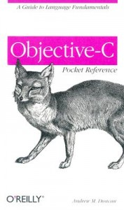 Objective-C Pocket Reference