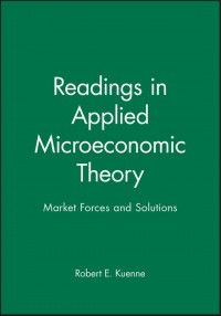Readings in Applied Microeconomic Theory