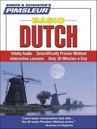 Pimsleur Basic Dutch