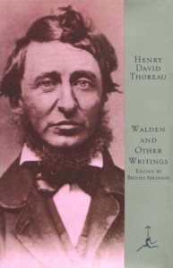 Mod Lib Walden & Other Writings