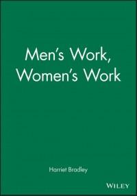 Men's Work, Women's Work