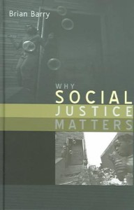 Why Social Justice Matters