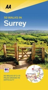 50 Walks in Surrey