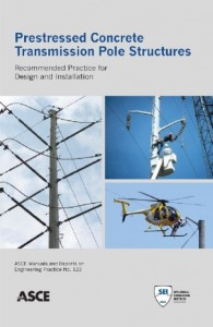 Prestressed Concrete Transmission Pole Structures