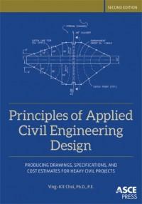 Principles of Applied Civil Engineering Design
