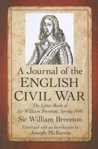 A Journal of the English Civil War