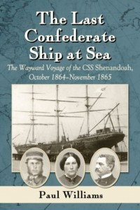 The Last Confederate Ship at Sea