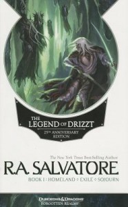 The Legend of Drizzt Book 1