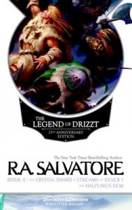 The Legend of Drizzt Book 2