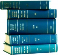 Recueil des cours, Collected Courses, Tome/Volume 206 (1987)