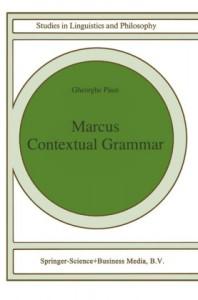 Marcus Contextual Grammars