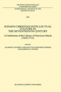 Judaeo-Christian Intellectual Culture in the Seventeenth Century