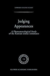 Judging Appearances