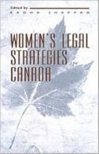Women's Legal Strategies in Canada