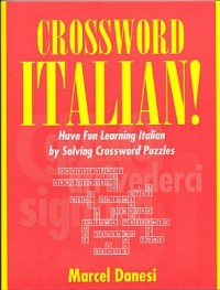 Crossword Italian