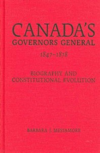 Canada's Governors General, 1847–1878