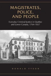 Magistrates, Police, And People