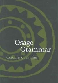 Osage Grammar