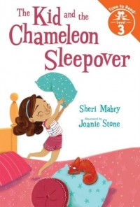 The Kid and the Chameleon Sleepover