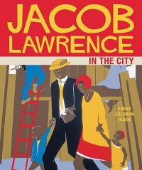 Jacob Lawrence City Board Book
