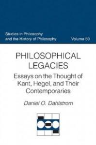 Philosophical Legacies