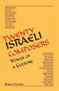 Twenty Israeli Composers