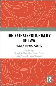 The Extraterritoriality of Law