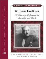 Critical Companion to William Faulkner