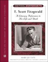 Critical Companion to F. Scott Fitzgerald