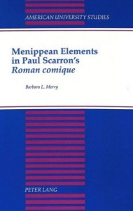 Menippean Elements in Paul Scarron's Roman Comique
