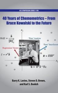 40 Years of Chemometrics