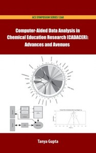 Computer-Aided Data Analysis in Chemistry Education Research (CADACER)
