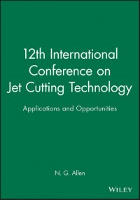 12th International Conference on Jet Cutting Technology