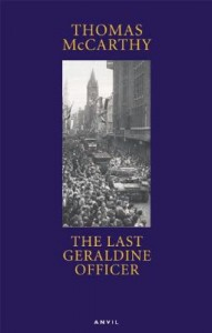The Last Geraldine Officer