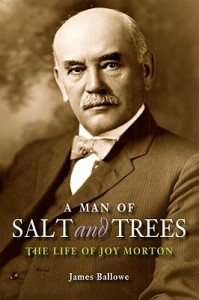 A Man of Salt and Trees - The Life of Joy Morton