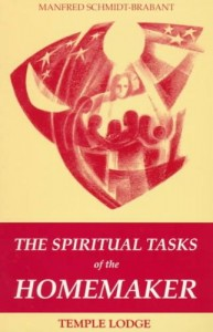 Spiritual Tasks of the Homemaker