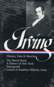 Irving History, Tales, and Sketches