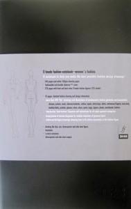 9 Heads Fashion Notebook