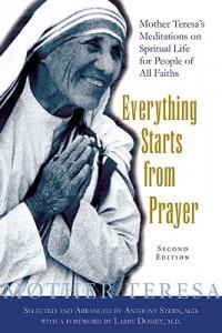 Everything Starts from Prayer
