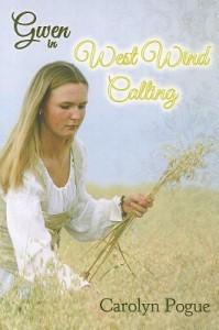 Gwen in West Wind Calling