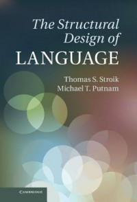 The Structural Design of Language