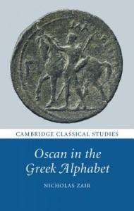 Oscan in the Greek Alphabet