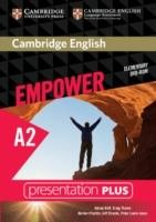 Cambridge English Empower Elementary Presentation Plus (with Student's Book) [With DVD ROM]