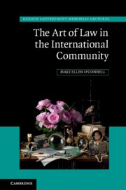 The Art of Law in the International Community