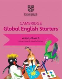 Cambridge Global English Starters Activity Book
