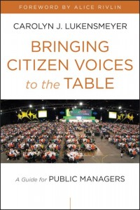 Bringing Citizen Voices to the Table