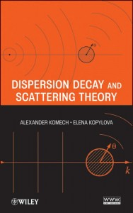 Dispersion Decay and Scattering Theory
